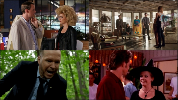Feel the spirit of Halloween with these memorable episodes.