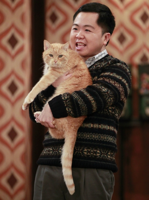 The Optimist: Han Lee (2 Broke Girls)