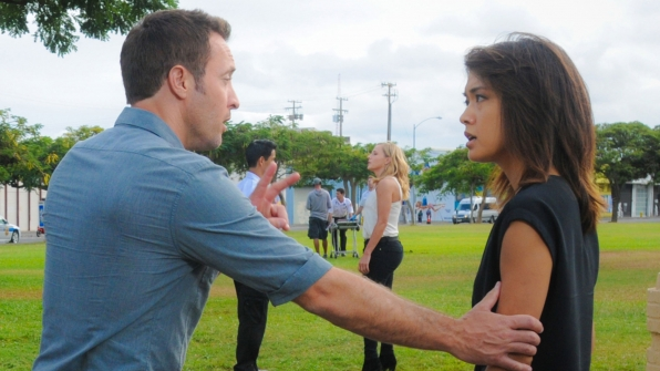A scary scene will prompt a serious search on Hawaii Five-0.