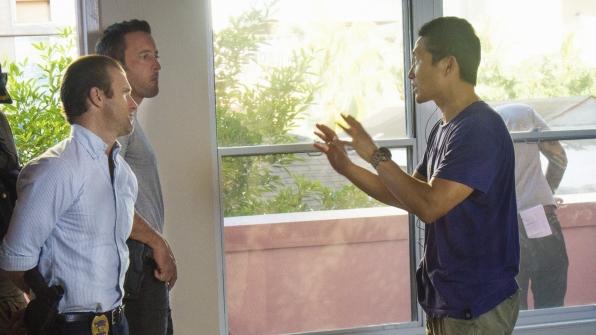 "Hawaii Five-0's ""Stakeout"" - Daniel Dae Kim"