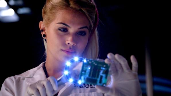 Hayley Kiyoko - CSI: Cyber