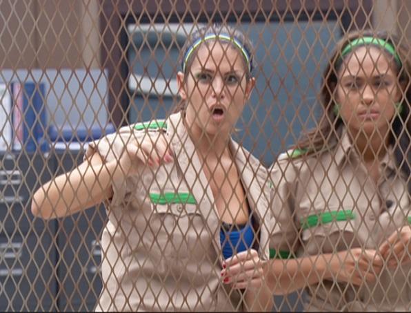 Amanda and Candice
