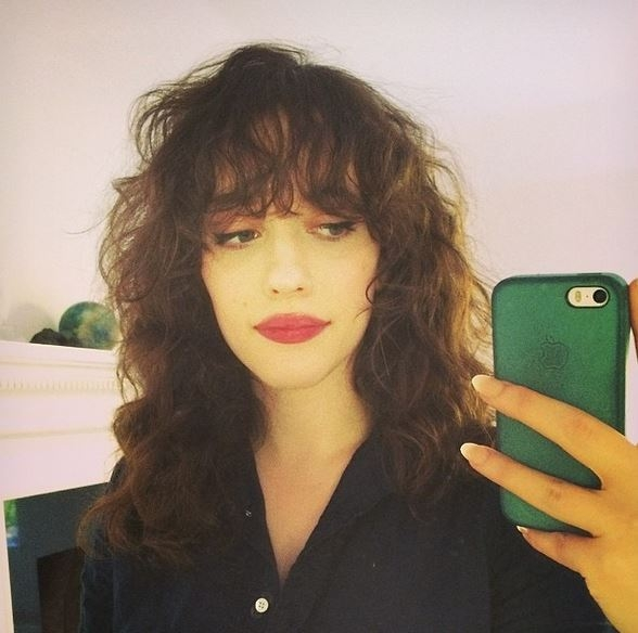 11. Kat Dennings - 2 Broke Girls
