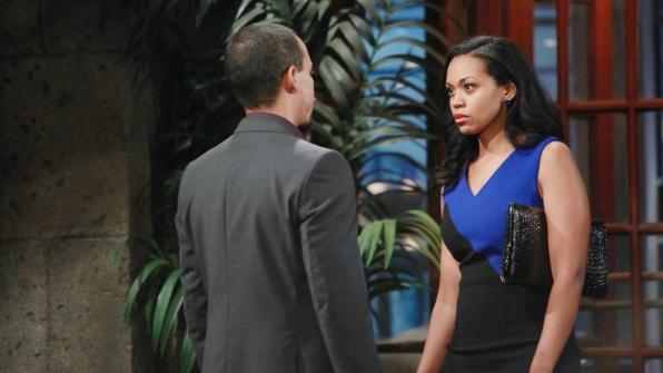 Hilary angers Devon.