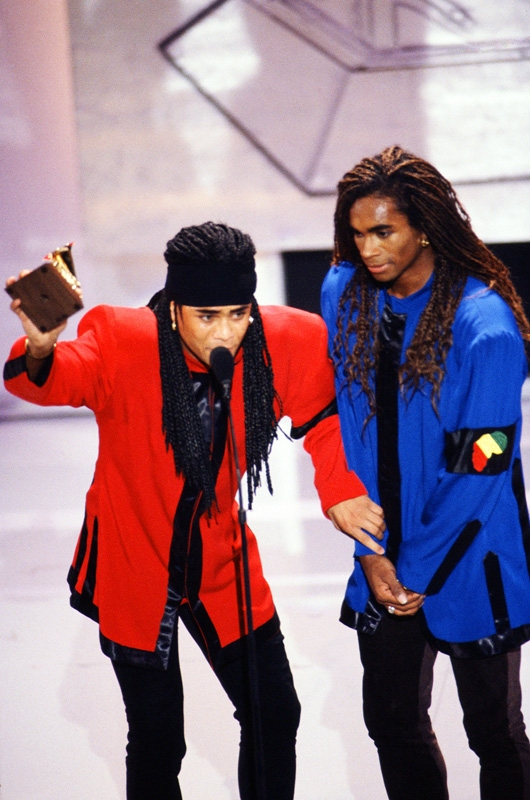 Milli Vanilli Knows It's True