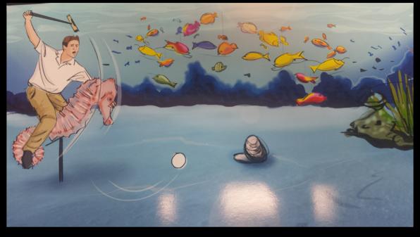 """""""Underwater Polo"""""""