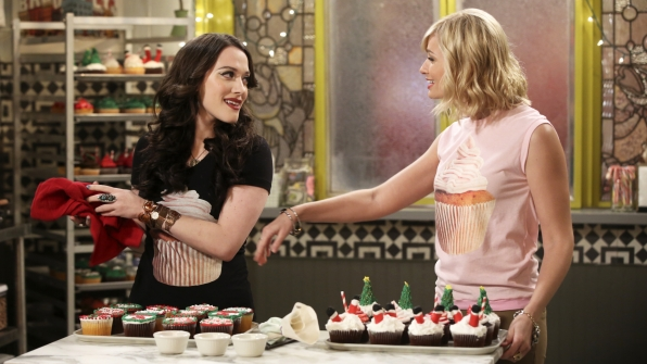 "2 Broke Girls, ""And A Loan For Christmas"""