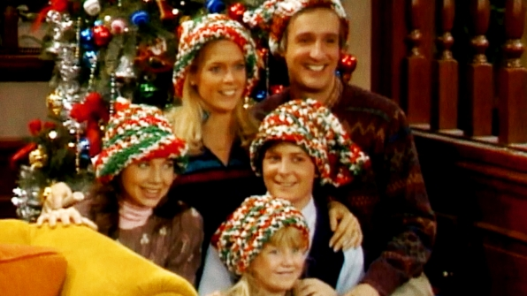 "Family Ties, ""A Christmas Story"""