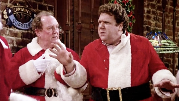 "Cheers, ""Christmas Cheers"""
