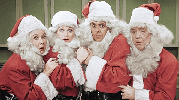 "I Love Lucy, ""The Christmas Episode"""