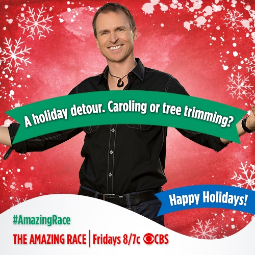 2. Phil Keoghan - The Amazing Race