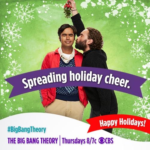 5. Kunal Nayyar and Johnny Galecki - The Big Bang Theory