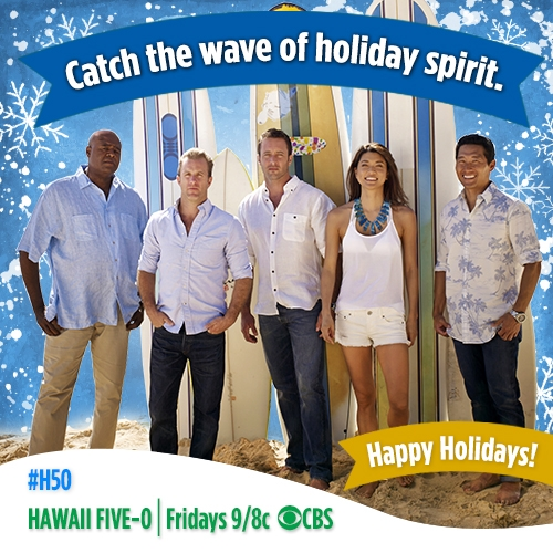 12. The Cast of Hawaii Five-0