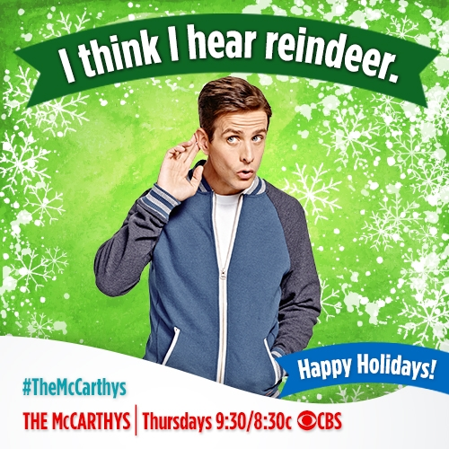 14. Joey McIntyre - The McCarthys