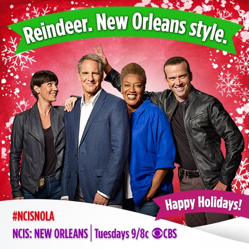 18. The Cast of NCIS: New Orleans