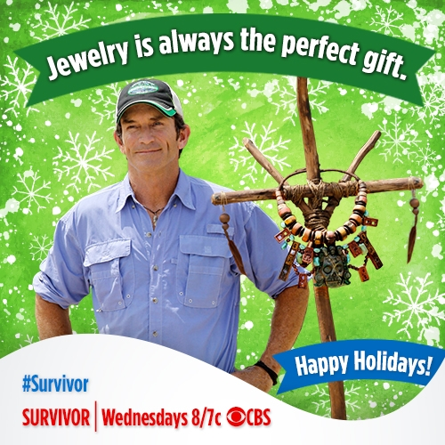 22. Jeff Probst - Survivor