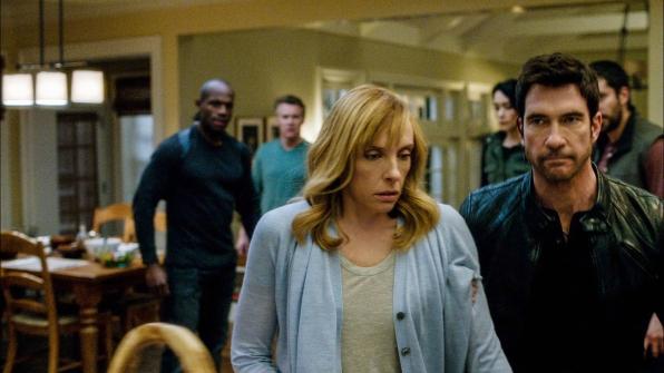 Ellen & Duncan- Hostages- Mondays 10/9c