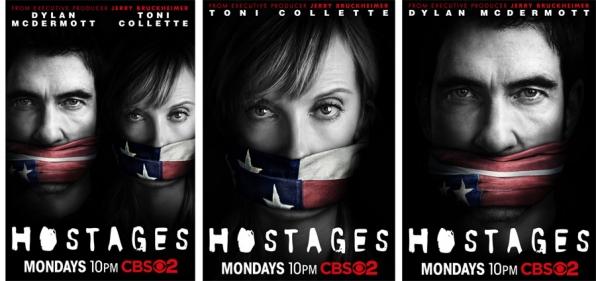 Hostages Sneak Peek at Comic-Con