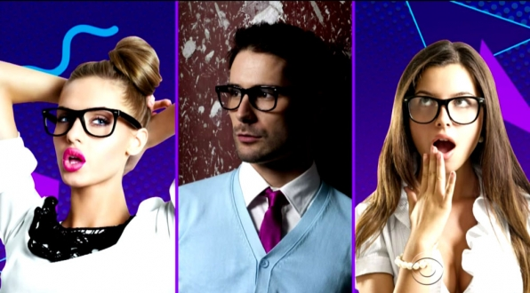 Kick It Out: Hot People Calling Themselves 'Nerds'