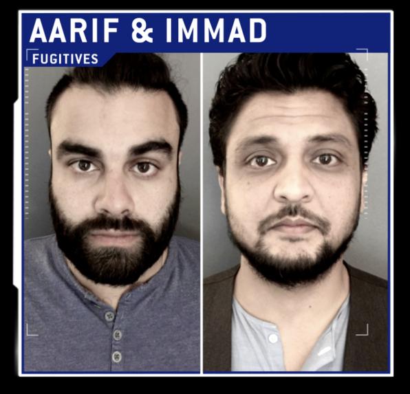 Aarif & Immad