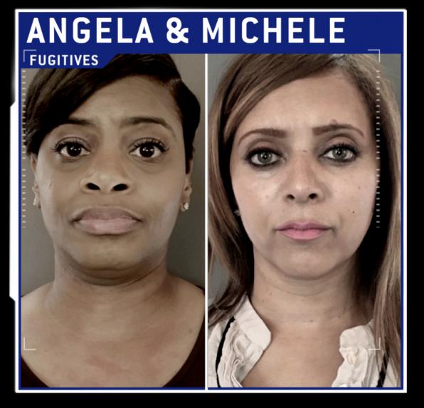 Angela & Michele