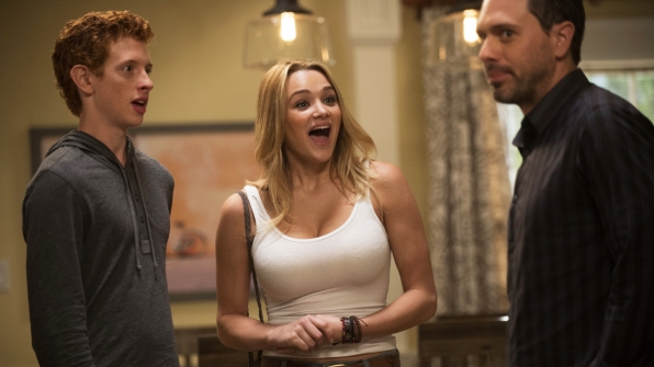 Hunter King on Life in Pieces