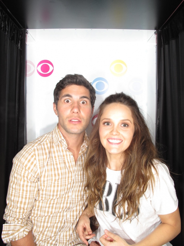 We Are Men's Chris Smith and Rebecca Breeds