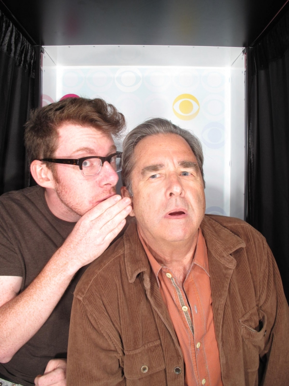The Millers' Beau Bridges and John Cochran