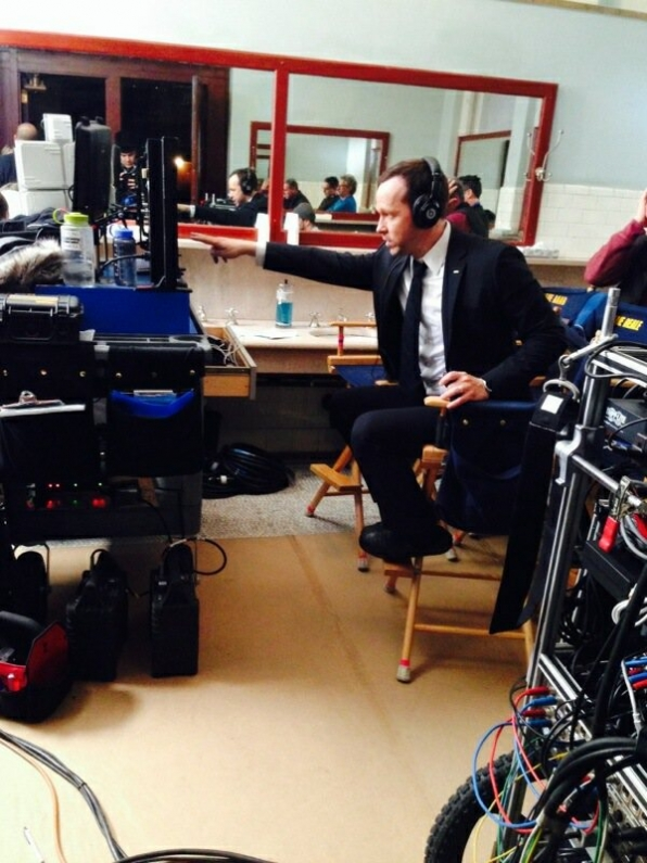 Donnie Wahlberg Directs an Episode of Blue Bloods