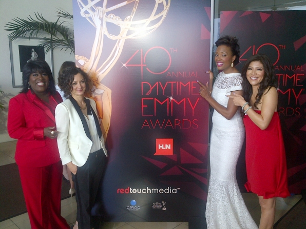 The Talk at the Emmys