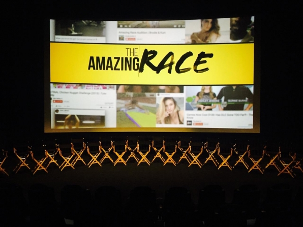 Find out all the behind-the-scenes details from The Amazing Race premiere screening event!