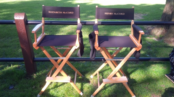 The Stars' Chairs