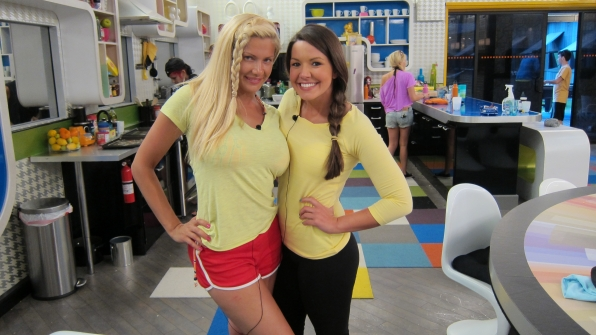 Ladies in Yellow