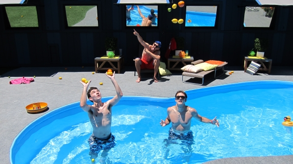 Big Brother Pool