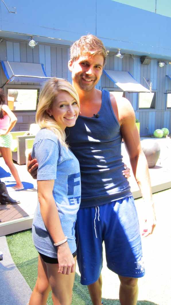 Britney and Shane