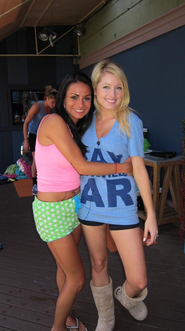 JoJo and Britney