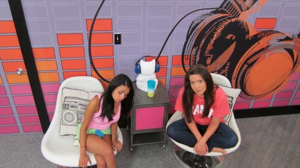 JoJo and Danielle