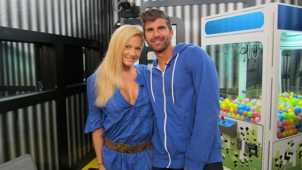 Janelle and Shane