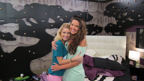 Britney and Danielle