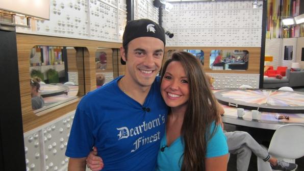 Dan and Danielle