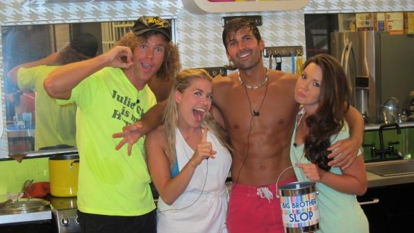Frank, Ashley, Shane and Danielle
