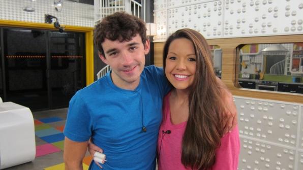 Ian and Danielle