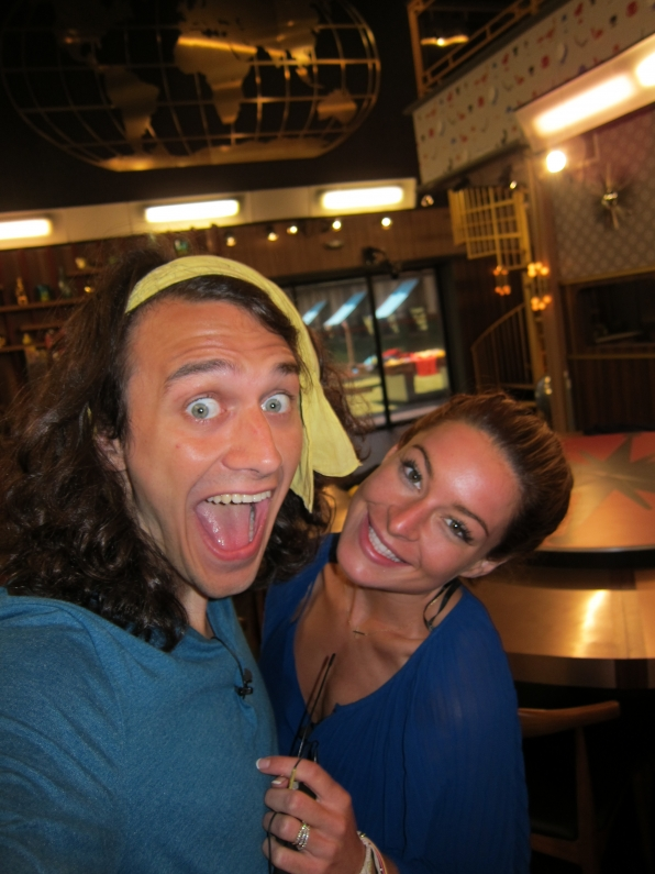 McCrae and Elissa
