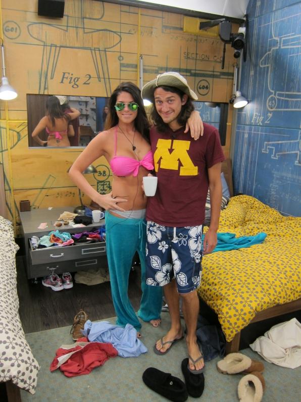 Big Brother McCrae and Amanda