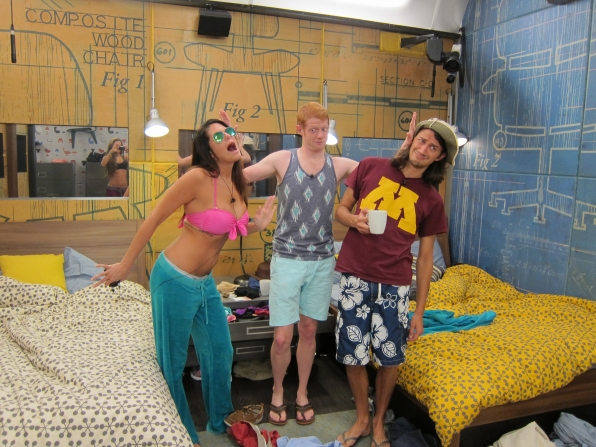 Amanda, Andy and McCrae