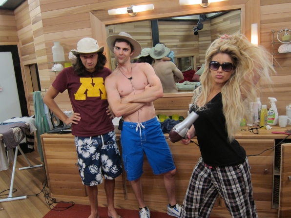 McCrae, Nick and GinaMarie