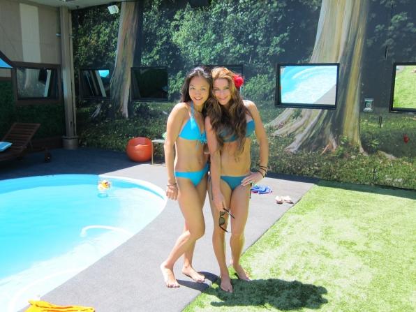 Helen and Elissa