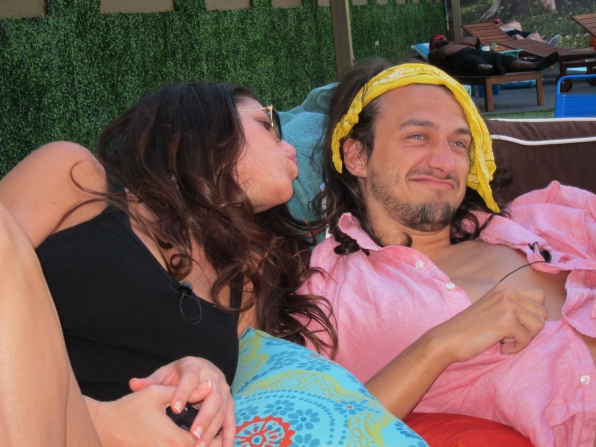 Amanda and McCrae
