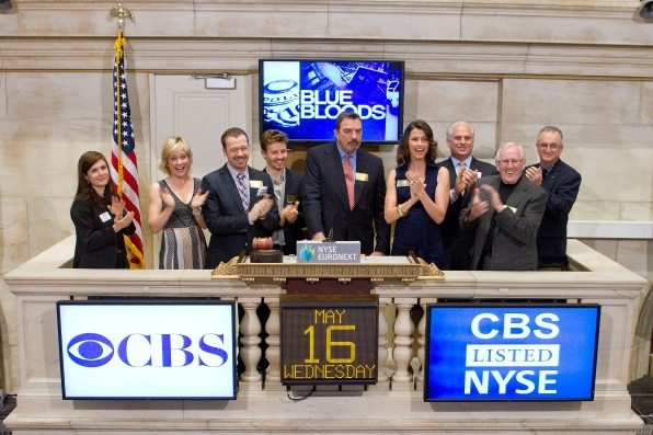 Blue Bloods at NYSE