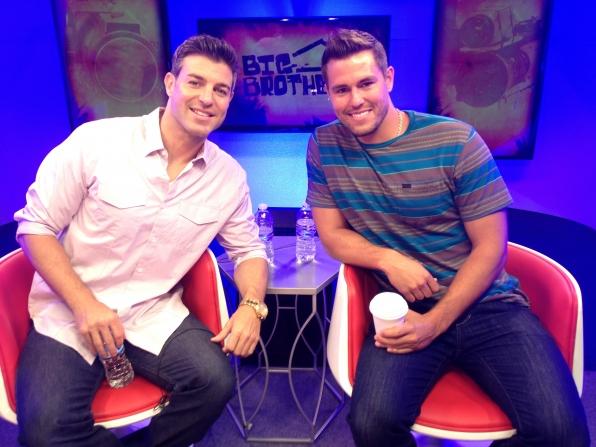 Jeff and Hayden